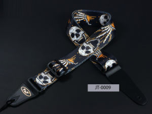 Guitar Belt with Heat Transfer Customer Logo pictures & photos