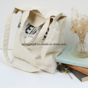 Natural Cotton Canvas Laundry Bag for Hotel pictures & photos