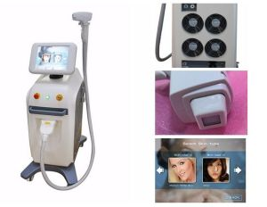 808nm Diode Laser Permanent Hair Removal Painfree Hair Machine pictures & photos