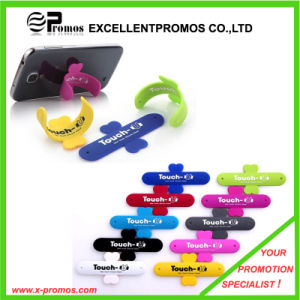 2014 New Design Silicone Touch U Sticky Phone Holder (EP-H8264.82932) pictures & photos