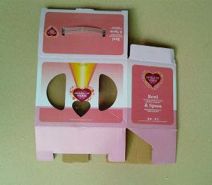2015 Higth Quality Ceramic Bowl Box Paper Box Corrugated Box Color Box