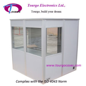 Sell Interpreter Booth Best in Sound Proof Capacity in China