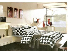 2015 Artistic Urban Minimalist Style Stripe Printing Bedding Sets pictures & photos