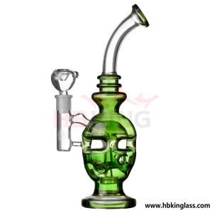 Hbking Chronic Faberge Percolator Glass DAB Oil Rig pictures & photos