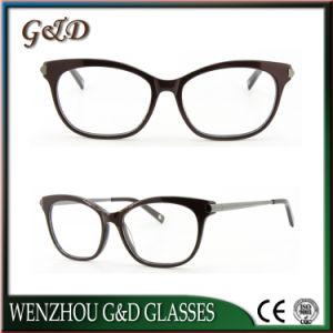 Fashion Design Acetate Eyewear Eyeglass Optical Frame 49-514 pictures & photos