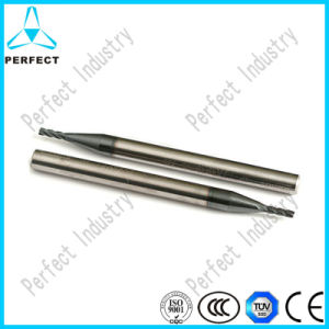 HRC45 1.5mm Milling Carbide Cutting Tools pictures & photos