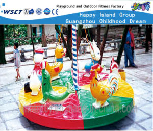 Amusement Equipment Children Animals Turntable Chair for Park Hf-21309 pictures & photos