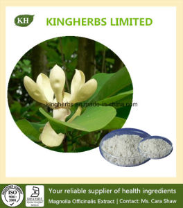 Magnolia Bark Extract Honokiol 95% / Cortex Magnoliae Officinalis Extract pictures & photos