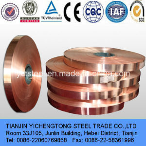 3/4hard T1 Copper Strip for Mechanical Equipment pictures & photos