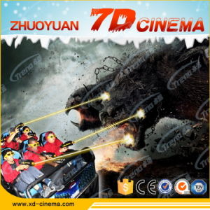 Commerical Arcade Exciting 7D Cinema Simulator pictures & photos