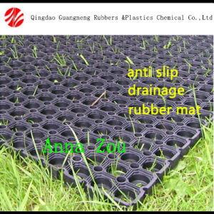 Gold Supplier Outdoor Rubber Mats/Grass Rubber Mat pictures & photos