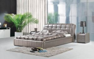 Leather Bed (WLNK-V91000#)