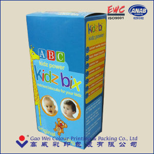 Carboard Box for Kid Powder pictures & photos