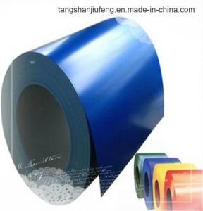 Prime PPGI/PPGL Color Coated Galvanized/Galvalume Steel in Coil pictures & photos