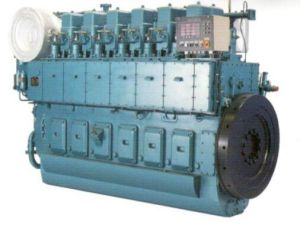 Weichai Cw6200 Marine Diesel Engine with CCS for Sale pictures & photos