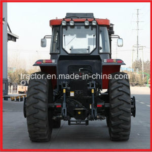 145HP Agricultural Tractor, Four Wheeled Farm Tractor (KAT 1454) pictures & photos
