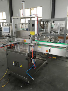 Empty Bottle Plastic Bagging Machine pictures & photos