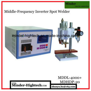 LCD Series Manual Spot Welder Mddl-4000 & Mdhdp-32 pictures & photos