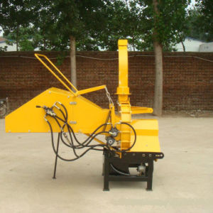 8 Inch Pto Hydraulic Wood Chipper Shredder pictures & photos