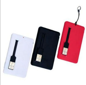 Card USB Flash Drive, Support Customers Own Logo