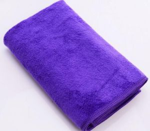 Microfiber Face Towel Solid pictures & photos