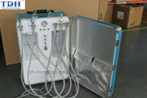 Portable Luggage Case Type Dental Unit (TDH-P204) pictures & photos