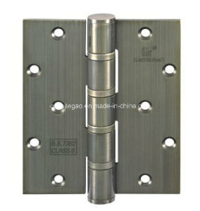 Stainless Steel Ball Bearing Practical Door Hinge (4565--4BB) pictures & photos