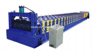 CE ISO Certificated Floor Deck Roll Forming Machine