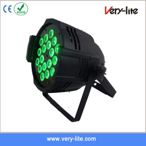 RGBW RGBWA RGBWA+UV 18*10W LED PAR Light