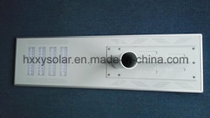 Customized All in One Integrated 100W Solar LED Garden Street Light pictures & photos