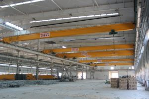 Work Shop Use 5t 10t Single Girder Overhead Crane with Electric Hoist pictures & photos