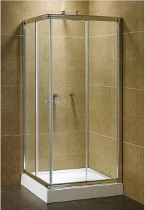Tempered Glass 5mm Thickness Shower Room pictures & photos