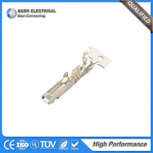 Cable End Electric Wire Harness Assembly Connector Terminal DJ623-2X0.6A pictures & photos