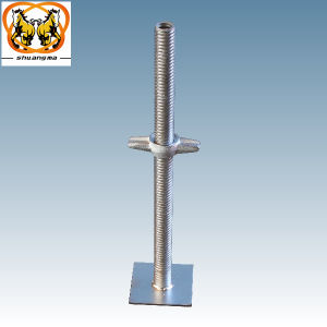Scaffolding Jack Base for Construction pictures & photos
