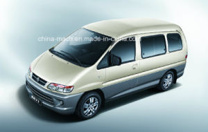 No. 1 Sale Volume Hot Selling Dongfeng Euro V 2016 Lingzhi MPV Bus pictures & photos