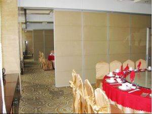 Soundproof Sliding Partition Wall for Restaurant, Hotel pictures & photos