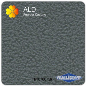 Electrostatic Spray Texture Finish Effect Powder Coating H10 pictures & photos
