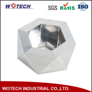 Natural Anodized Aluminium Precision CNC Micro Machining