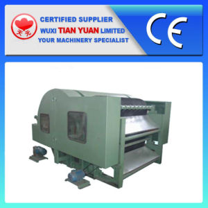 Single Cylinder Double Doffer Carding Machine (HFJ-18) pictures & photos