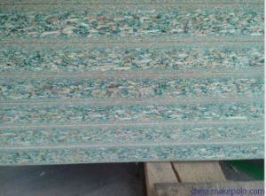 Waterproof Green Core Chipboard/ Particle Board for Construciton pictures & photos