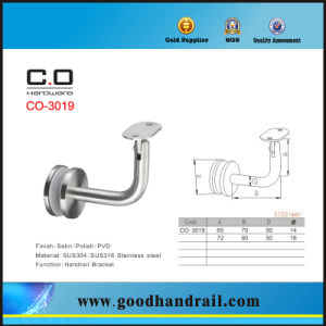 Flexible Handrail Bracket Pipe Support pictures & photos