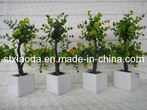 Artificial Plastic Tree Bonsai (C0366)