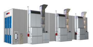 Professional Manufacturer of Large Spraybooth pictures & photos