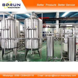 Beverage Soda Water Filling Bottling Machine pictures & photos