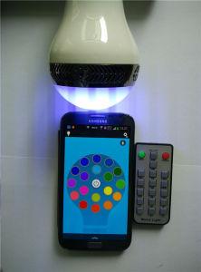 E26/ E27 Bluetooth LED Smart RGB Bulb