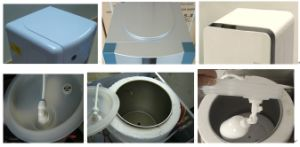 Pipeline Table Water Dispenser New Design pictures & photos
