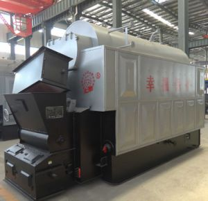 Dzl Series Biomass Steam Boiler, Water-Fire Tube on Hot Sale! pictures & photos