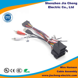 OEM Wire Harness Manufacturer Produces Custom Cable Assembly pictures & photos