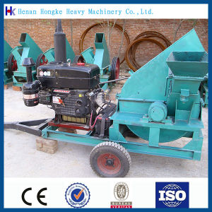 China Top Quality Wood Plate Crusher Machine for Sale pictures & photos