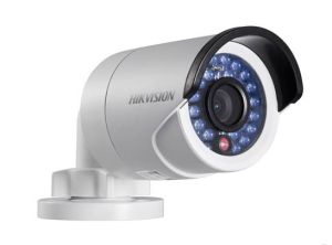 Hikvision 1.3MP Network IR Mini Bullet Camera High Resolution Poe IP Camera (4mm Lens Ds-2CD2012-I) pictures & photos